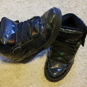 Osiris Limited Edition Holographic Shoes